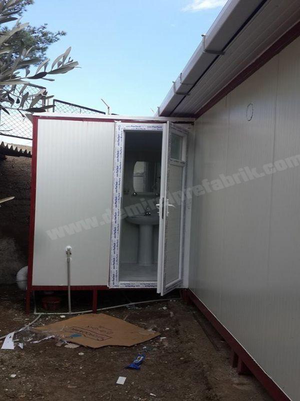 Sahra Tuvaleti-Prefabrik Ev ve Konteyner imalatı - izmir