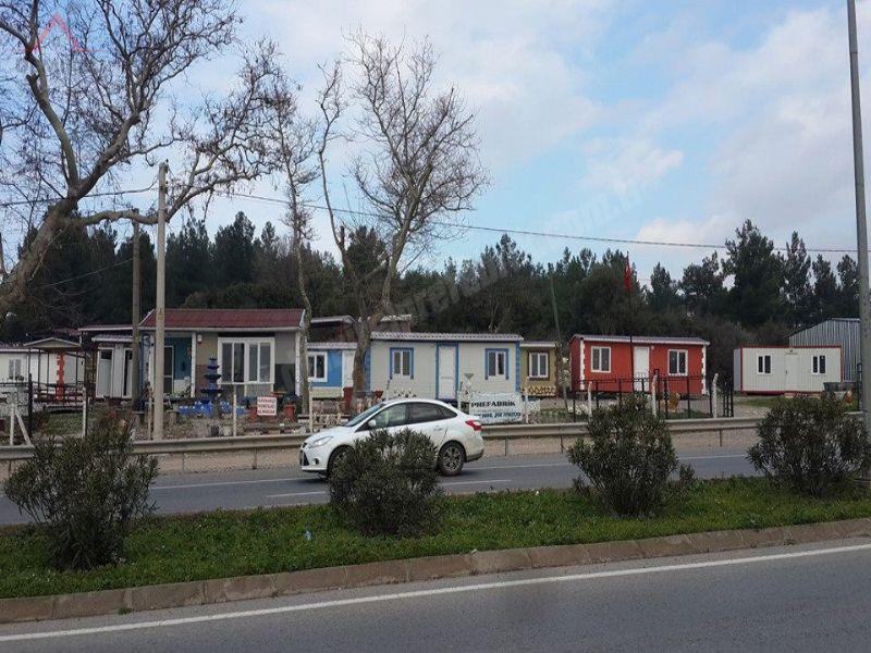 Prefabrik Ev-Prefabrik Ev ve Konteyner imalatı - izmir