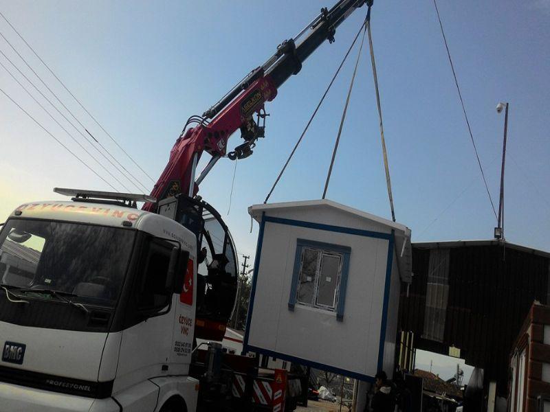 Prefabrik Ev-Prefabrik ev-Konteyner imalatı-İzmir